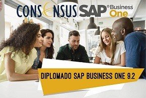 CONSENSUS Y UNITEC: DIPLOMADO SAP BUSINESS 9.2